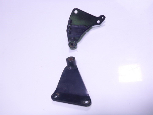 02 Suzuki LC VL 1500 Front Lower Motor Engine Mount Brackets