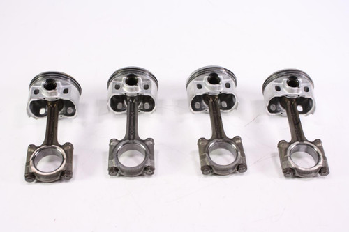 00 Suzuki Bandit GSF 1200 Engine Motor Pistons Connecting Rods