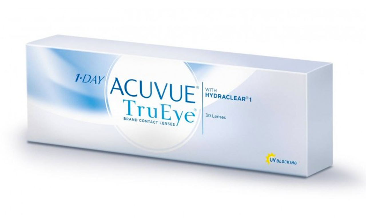 1-Day Acuvue TruEye - 30 Lenses - Ifairycon 4a3ba2c7e7