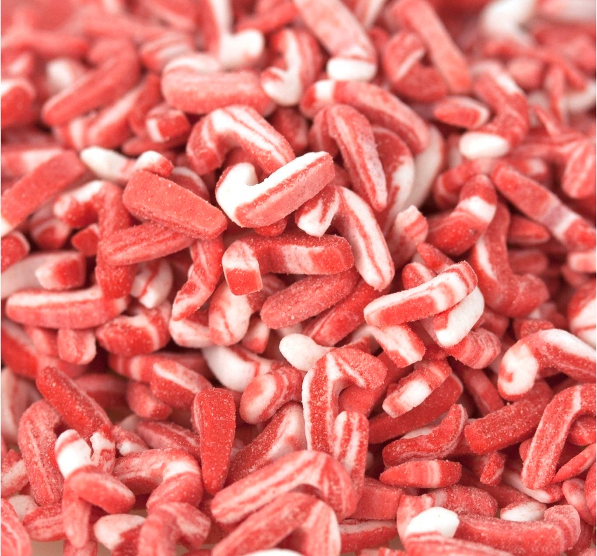 peppermint candy cane sprinkles 5 lb case wincrest bulk foods
