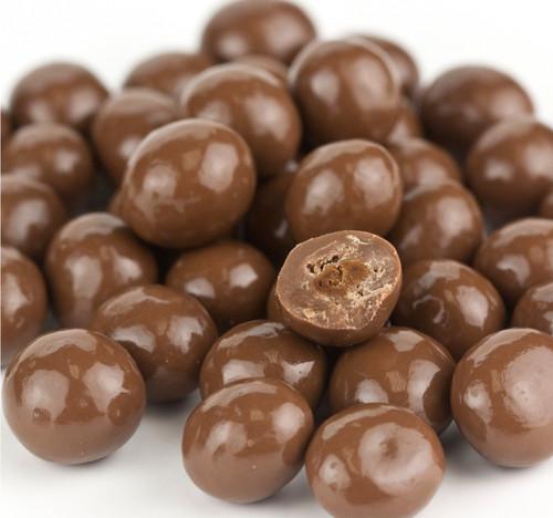 Milk Chocolate Espresso Beans