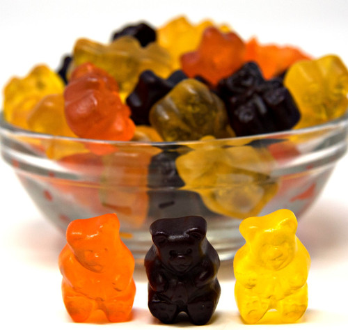 Fall Gummi Bears