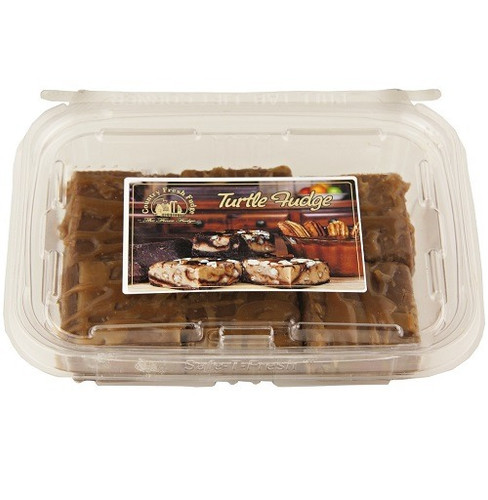 Turtle Pecan Fudge