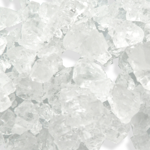 Loose White Rock Candy Crystals
