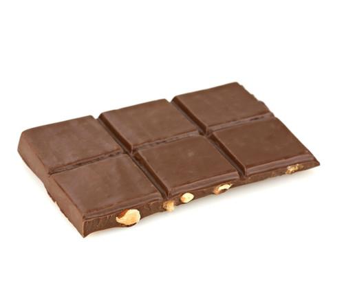 Asher's Sugar Free Milk Chocolate Almond Bark - 6 Lb Box