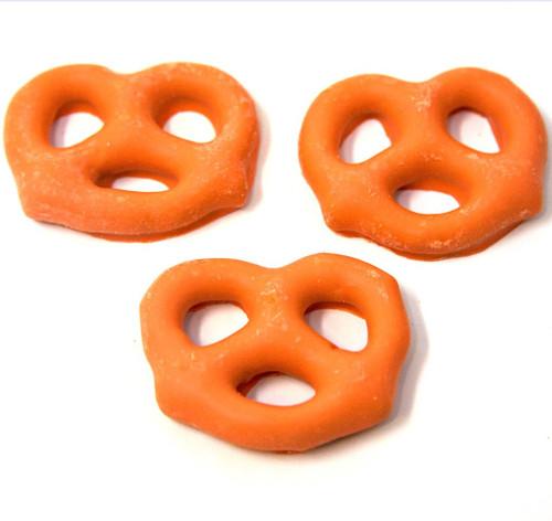 Pumpkin Spice Yogurt Pretzels - 1 Lb