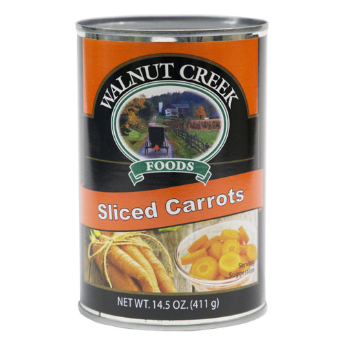 Sliced Carrots - 14.5 Oz (Case of 12)