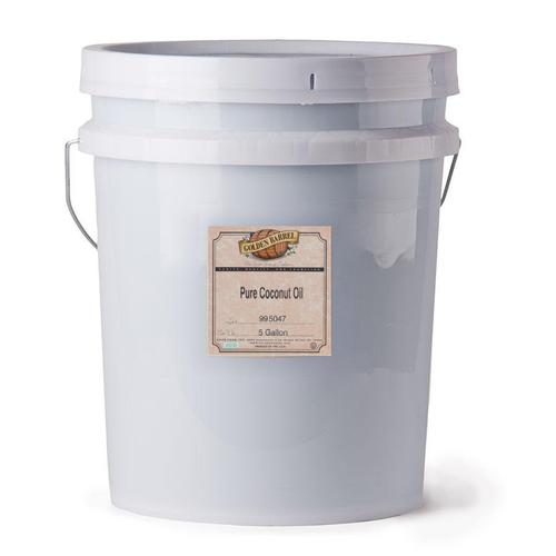 Coconut Oil - 5 Gallon Pail