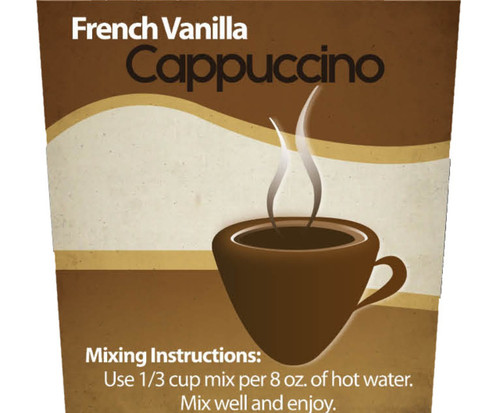 French Vanilla Cappuccino Mix