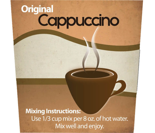Original Cappuccino Mix