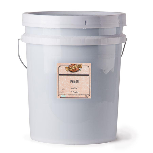 Palm Oil - 5 Gallon Pail