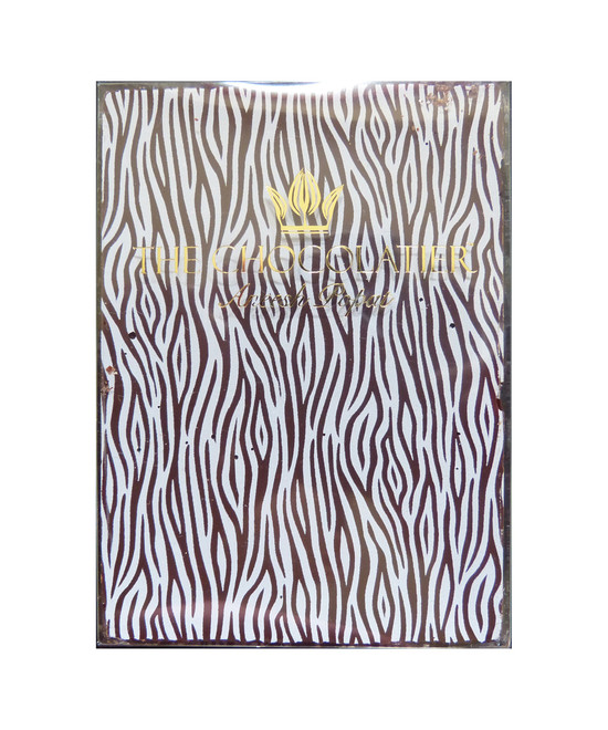 64% Madagascan Zebra Chocolate Bar 50g