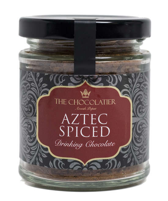 Aztec Spiced Drinking Chocolate