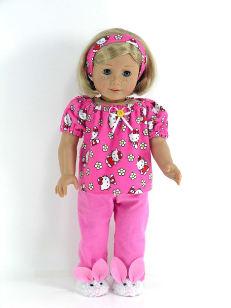 Hello Kitty doll PJs