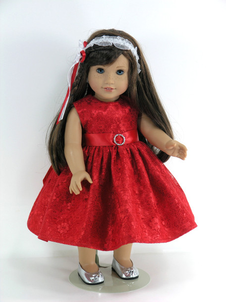 special occasion doll dress