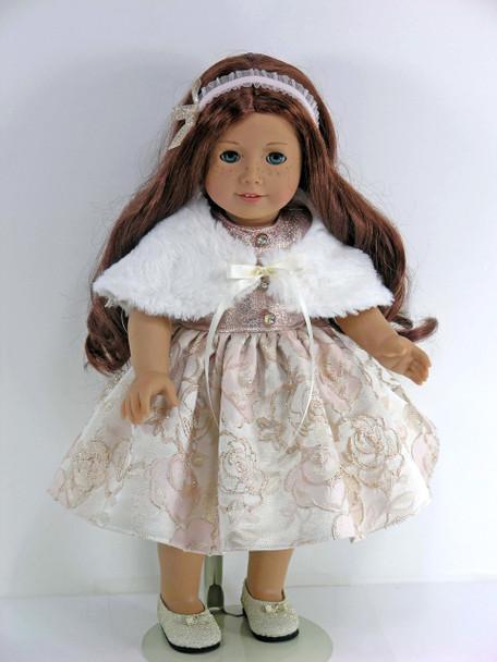 American doll cape