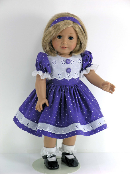 Handmade Kit doll clothes