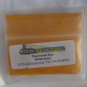 Five grams FSB-K413 Black light UV dye in dry format.