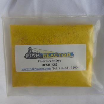 UV dye for solvent or non-aqueous mediums.