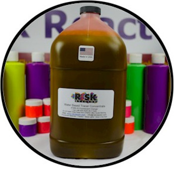 EPA approved black light dye for water based industrial and theatrical systems