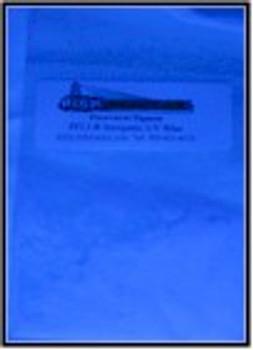100 g Blue Longwave Inorganic