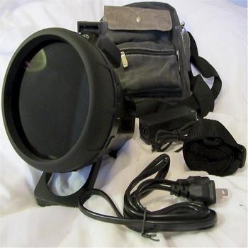 B35W-365 Super UV LED Rechargeable Black Light!