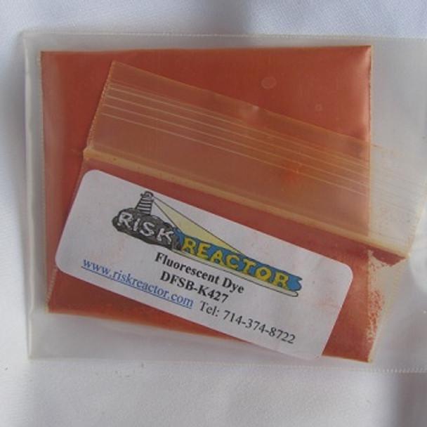 DFSB-K427 Fluorescent UV Dye dry powdered colorant Data Sheets!