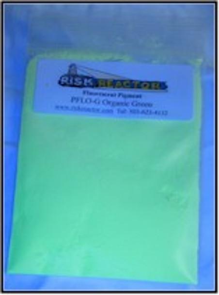 1 kg Green Longwave Organic UV Pigments.