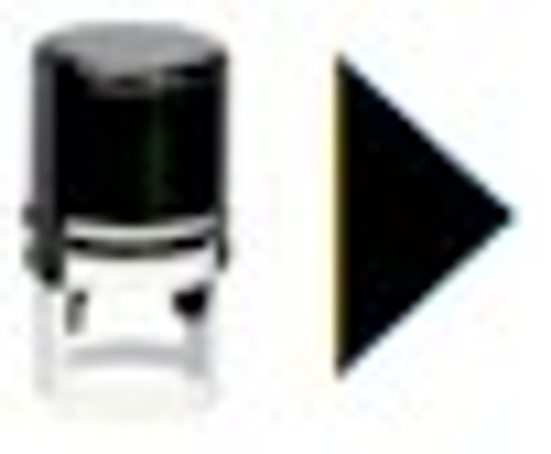 Right arrow self inking stamper for any ink that you want for your bar or fair