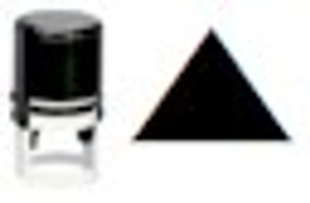 Up arrow stamper with dry pad use with any ink or our readmission IFWA series