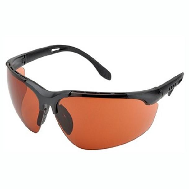 UV black light safety glasses for uva avb anti-fog ploycarbonate lense.