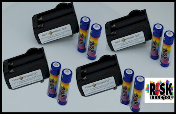 Volume 1650 rechargeable battery pack for black lights or any electronic device