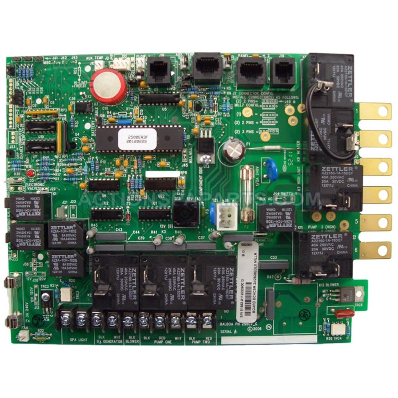 Beachcomber circuit board 4014054 spa parts depot publicscrutiny Images