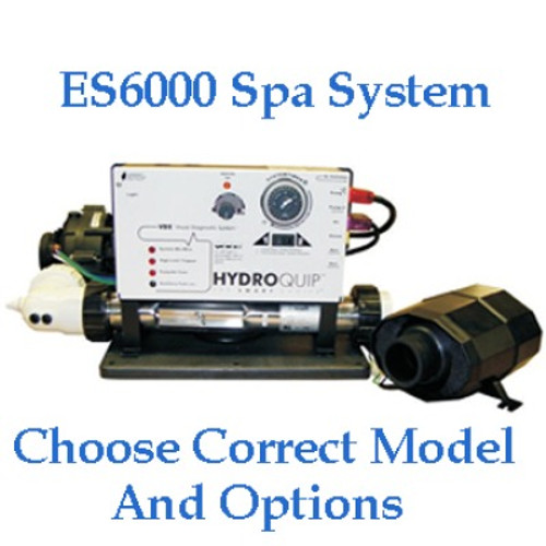 Hydro Quip ES6000 Series Air Equipment Systems (Choose Correct Model on tip and ring diagram, hydro quip spa electrical wiring, hydro quip ht 600, hydro quip model numbers, hydro quip manual 9000, hydro quip transformer, hydro quip controller, hydro quip 1001, hydro quip parts, hydropower diagram, hydro quip 3100 wiring, hydro quip control panel, hydro air wiring diagram, hydro pump diagram, hydro spa wiring diagram, hydro quip relay,