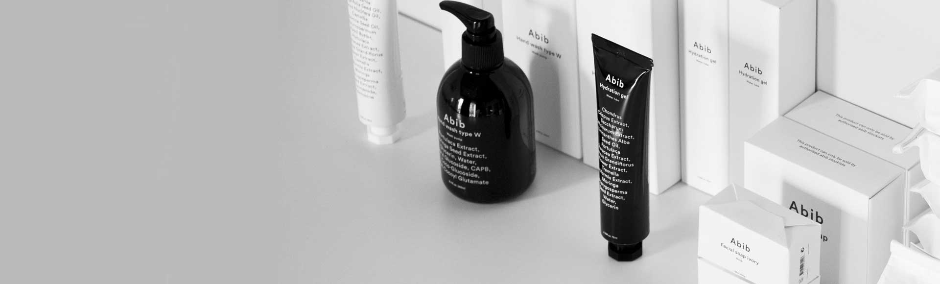 Abib Korean skin care collection now available at Melon & Starfish