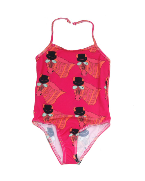 Pretty Patsy Swimsuit Hot Pink