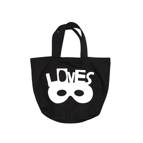 Large Beau Loves Bag Black