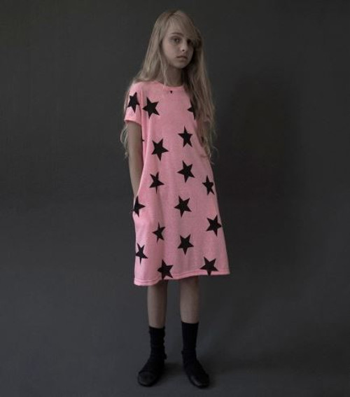 Star A Dress Pink