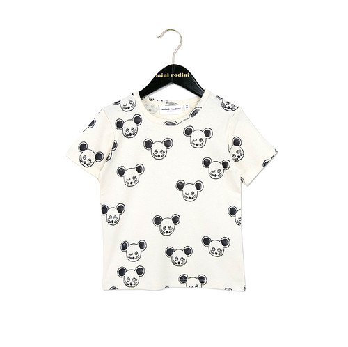 Black Mouse SS Tee