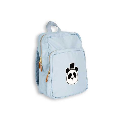Panda Backpack Light Blue