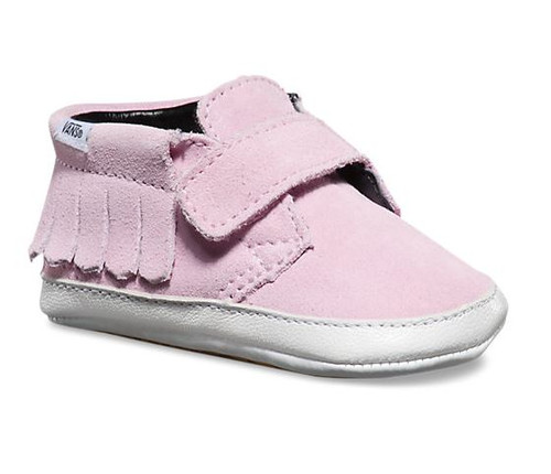 Infant Suede Chukka V Moc Mist Shoes