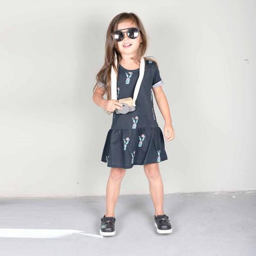 Sahara Soft Black Dress