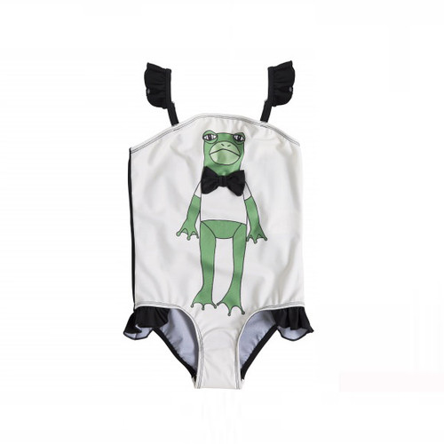 Frog SP Wing Swimsuit Green