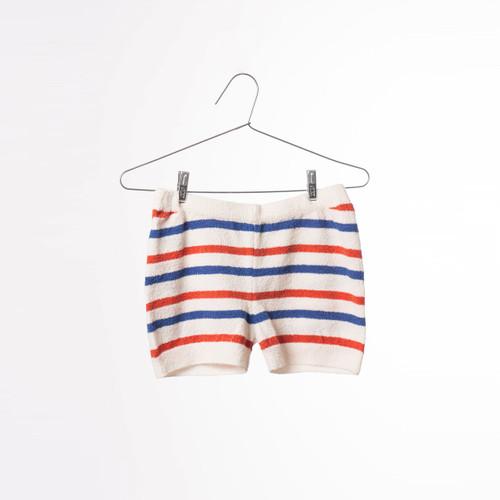Knit Striped Short