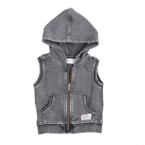 Egon Jacket Sleeveless