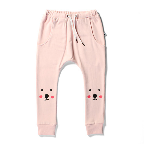 Bear Knees Drop Trackies