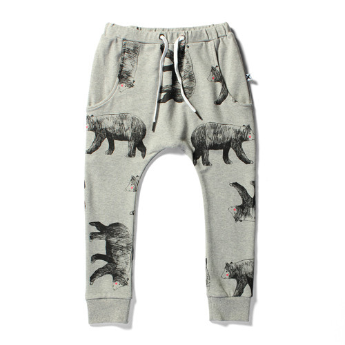 Walking Bears Furry Drop Trackies
