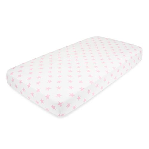 Grace Cosy Muslin Crib Sheet
