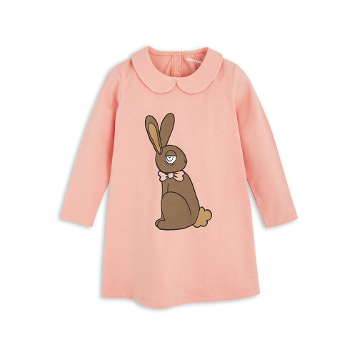 Rabbit Collared Dress