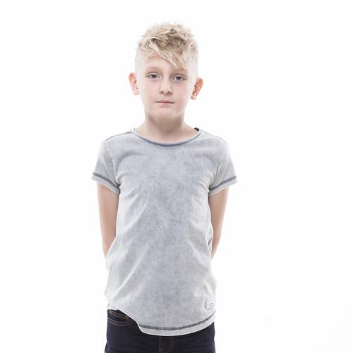 Lance Kids Tee Grey
